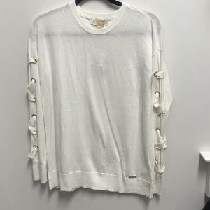 Michael Kors White Sweater